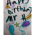 Thank you for my Birthday Wishes Ava