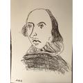 Max B's William Shakespear