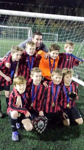 2015/16: Champions School League and Cup winners