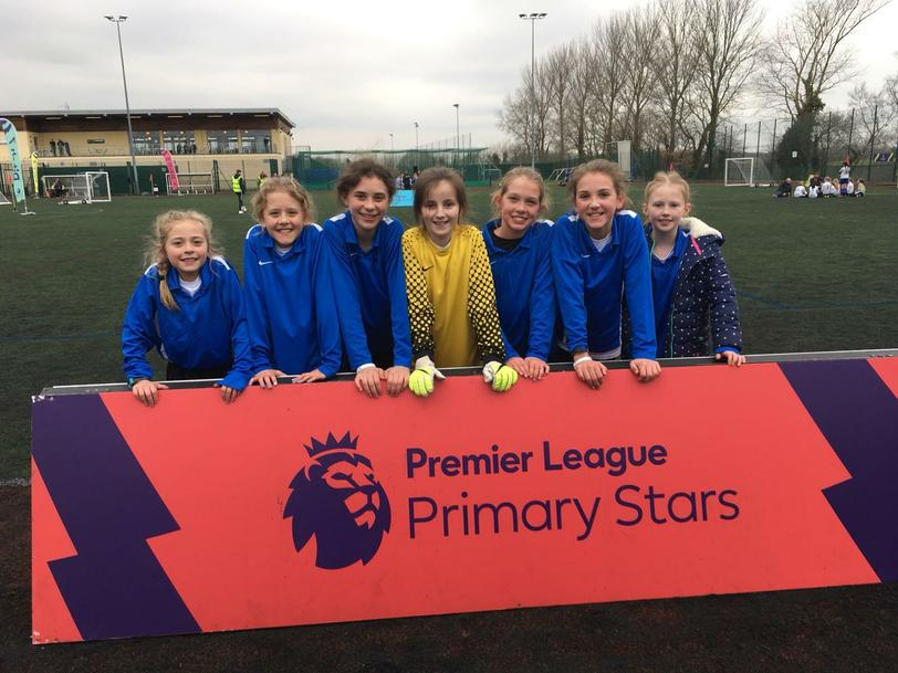 2017/18: 2nd in Primary Stars Competition