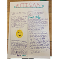 Autism Awareness: great layout/detail Seth