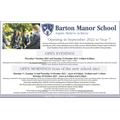 Barton Manor School
