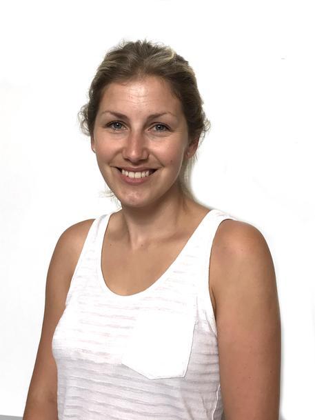 Miss Muzyczek: Teaching Assistant