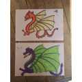 Brilliant Dragons - celebrating St George's Day