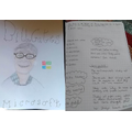 Bill Gates/Icon work: Reece keep up the fab work!