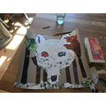 Arwin's fab Arctic Fox Collage
