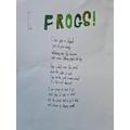 Charlie's Frog Peom