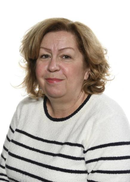 Mrs Gilbert: Lower School Leader