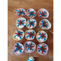 VE Day Celebration Cakes