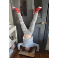 WOW! Great handstand