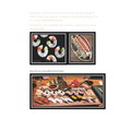 Stunning sushi recipe from Seth!