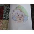 Reece's Manga style drawing