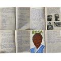 Daisy's Icon Rosa Parks