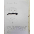 Lovely stylisation of Salvador Dali by Iris