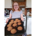 Yummy cookies: little treat after maths fractions!