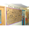 Some of our cave painting artwork