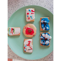 Special biscuits for VE day