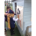 Pin the parrot on the pirate
