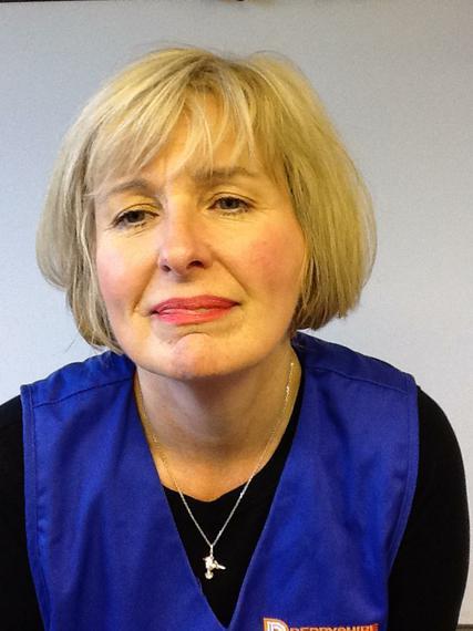 Mrs Haywood - Cleaner