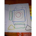 Alfie's super shape picture