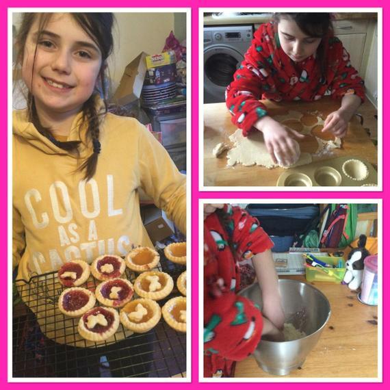 Fantastic baking Holly!