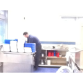 Mr Stirling doing the dishes!