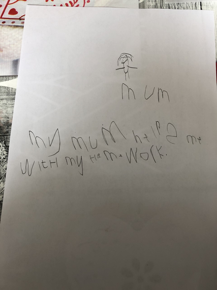 Beautiful writing Jamie