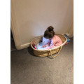 Learning in a basket!