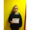 Eli is testing often on Accelerated Reader and passing all tests.