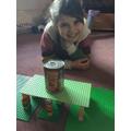 Holly building a strong bridge