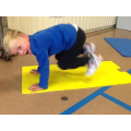 Learning different positions in Physical Literacy.
