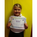 Bethany has been reading everyday and has earnt the title 'Free Reader'.