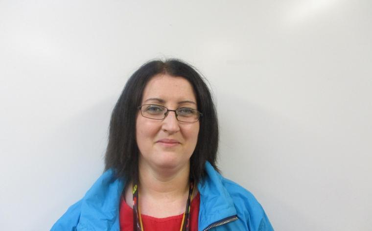 Mrs Marsden - Midday Supervisor