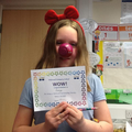Evelyn scored an amazing Star Reader result and was a real team player in orienteering.