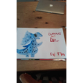 A lovely dinosaur from our story Faith