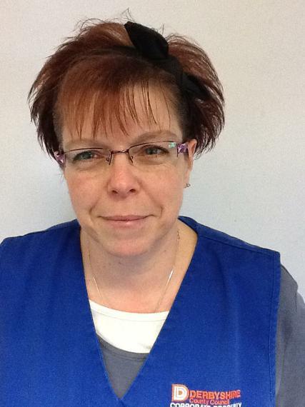 Mrs Jeffcote - Cleaner