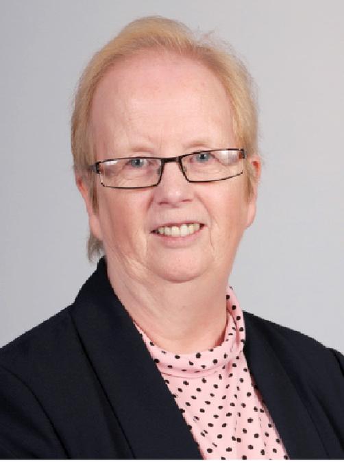 Mrs I Banham Vice Chair