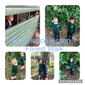 Experience lesson 1 - Forest walk.