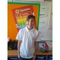 JJ our School Representative