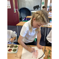 Making paints from natural resources