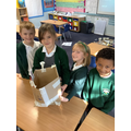 Our boat competition winners!