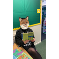 6. A new member of staff in Lower Phase!