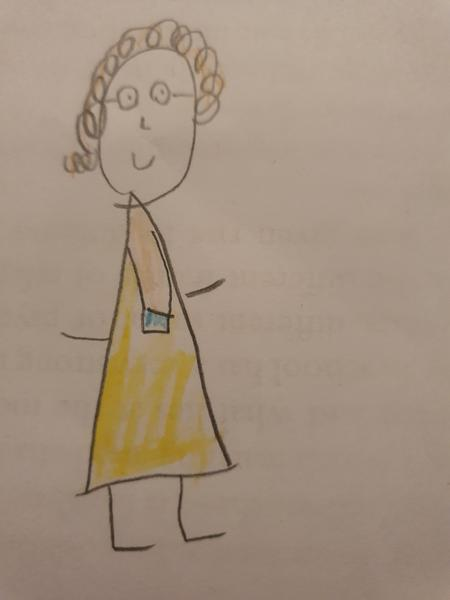 Mrs Cyprien - Midday Assistant