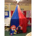 Big top tent.