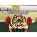 Spooky fun with spiders and webs!