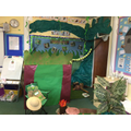 Rainforest role-play.