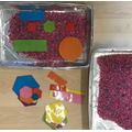 Rangoli Patterns and 2D shape