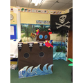 Ahoy me hearties! Pirate topic.