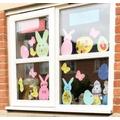 Easter Window Decoration Runner Up- Freya & Josh A