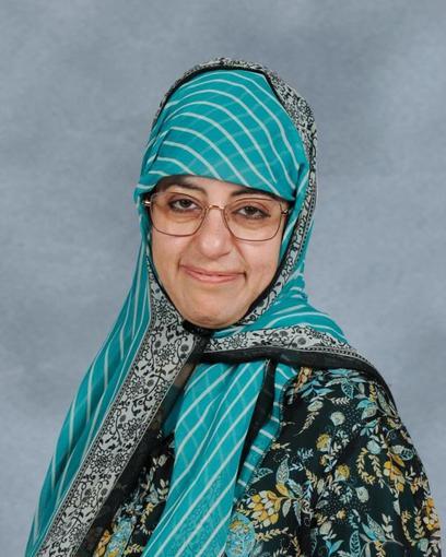 Mrs Choksi - TA